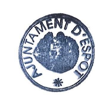 Escut Ajuntament d'Espot